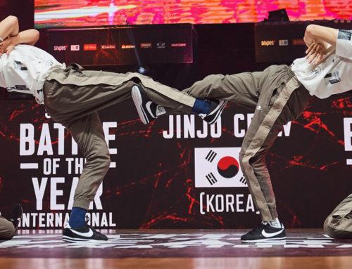 BOTY 2018 INTERNATIONAL Crew vs Crew – Quand les coréens dominent le monde.