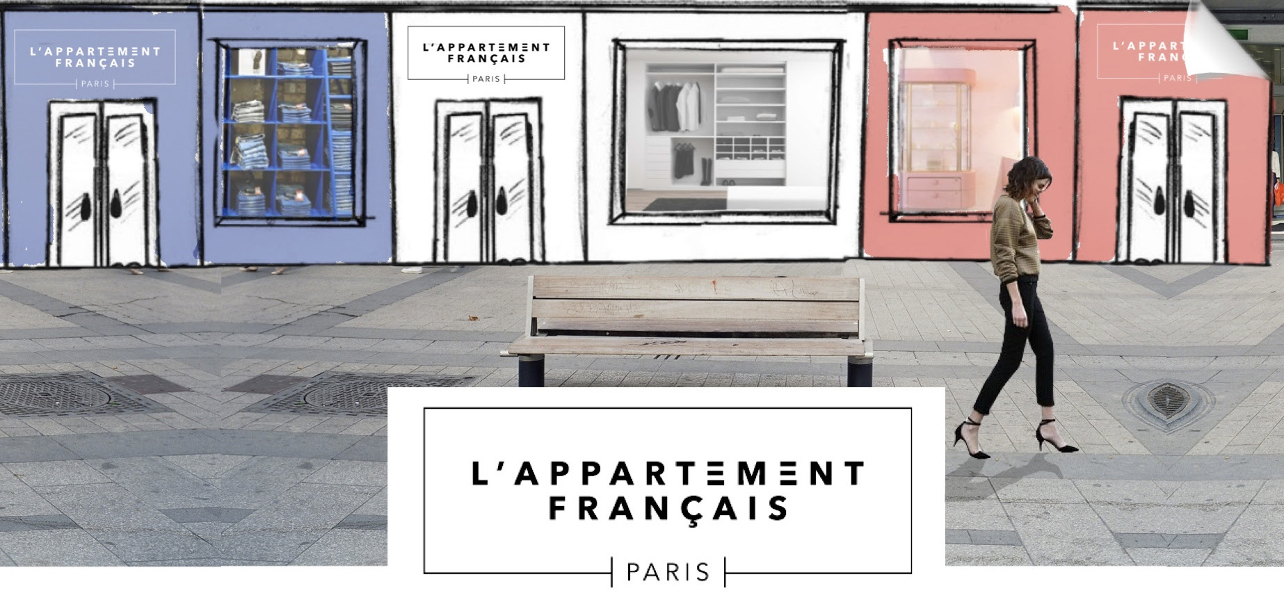l'appartement francais, le concept store dédié au made in france sur