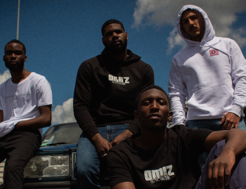 OMIZ BRAND rend hommage à GTA avec son dernier drop