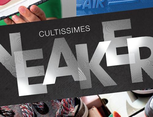 "TONTON GIBS sort son premier ouvrage sur les sneakers : ""CULTISSIMES SNEAKERS"" !"
