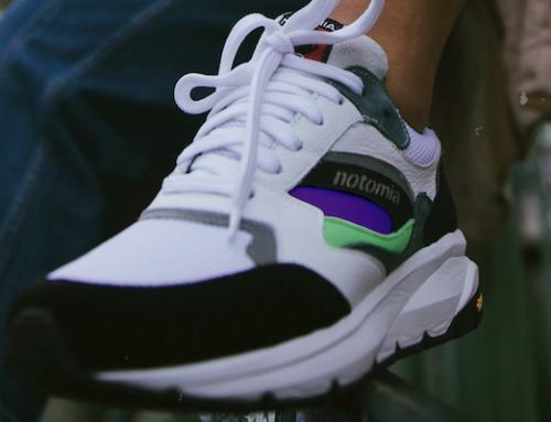 NOTOMIA, découvrez la nouvelle marque de sneakers française du moment